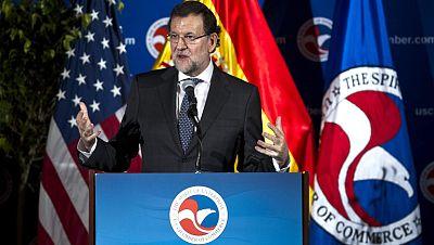 """Rajoy califica la transformación de la economía española de """"pujante, sana y duradera en el tiempo"""""""