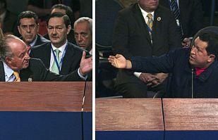 Así fue el último encuentro entre el Rey y Chávez