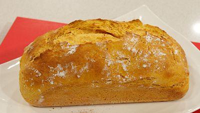 Pan de molde picante