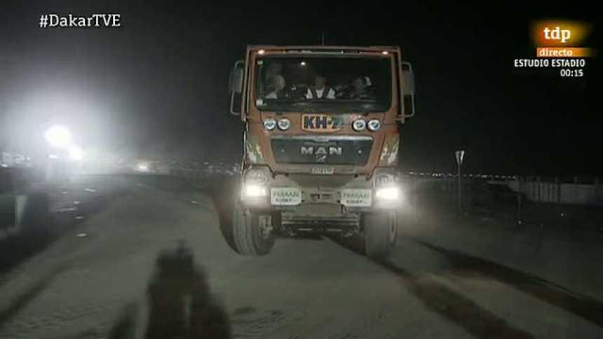 Dakar 2014 - Dentro del equipo Epsilon