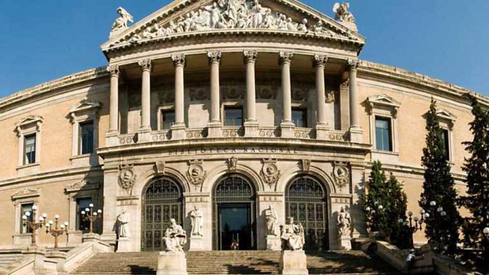 Cr�nicas - Biblioteca Nacional, no solo libros - ver ahora