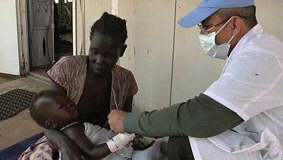 Entre 1.000 y 10.000 muertos en los en frentamientos de Sudán del Sur