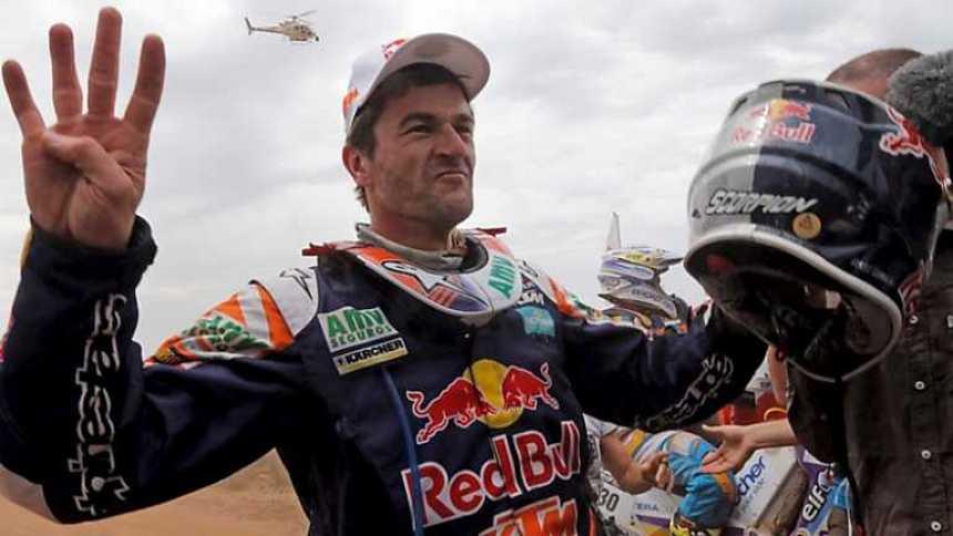 Rally Dakar 2014 - Etapa 13 (La Serena - Valparaíso) - 18/01/14