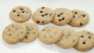Cookies al aroma de ron