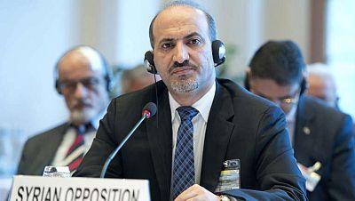 Representantes de Bashar al Asad y miembros de la oposición siria se reúnen Montreux, Suiza