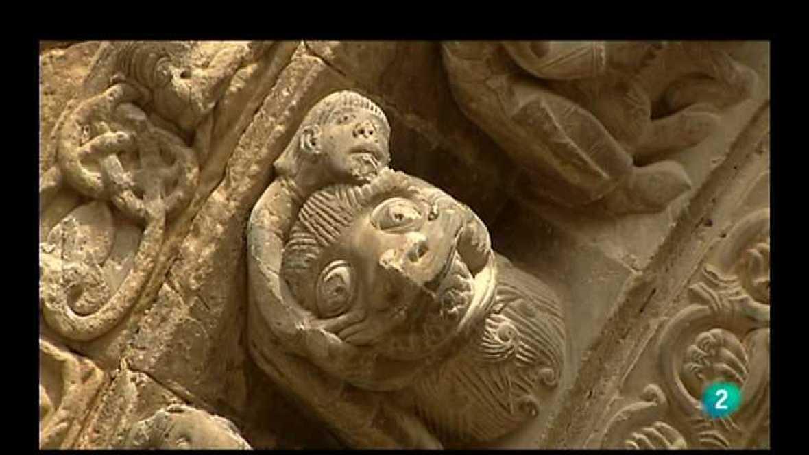 Las claves del románico - Aragón 1. Las cinco villas - ver ahora