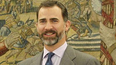 El Principe retrasa su viaje a Honduras por una avería en su avión