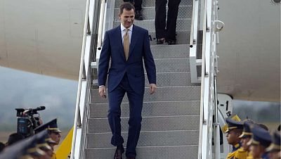 Defensa envía un segundo avión a Honduras para el viaje de vuelta del Príncipe