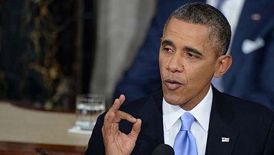 Obama advierte en el Congreso que gobernará por decreto para evitar más bloqueos