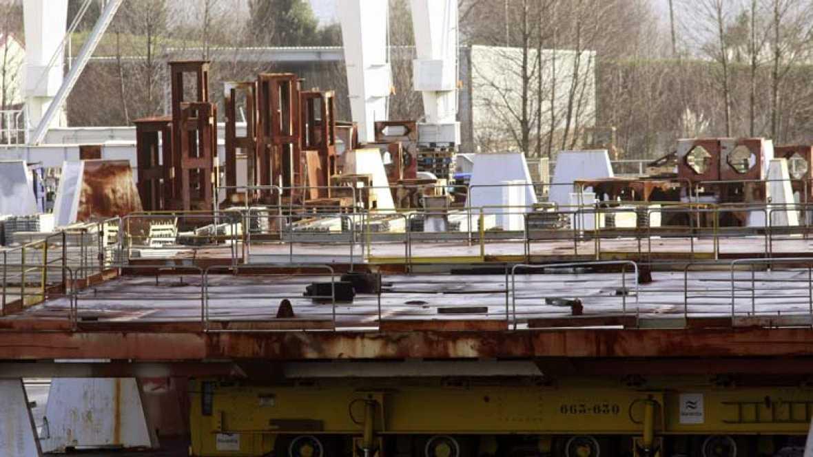 Pemex encarga dos hoteles flotantes a los astilleros de Navantia y Barreras