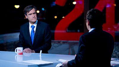 """López Aguilar ofrece al PSOE su """"plena dedicación y motivación"""" para las elecciones europeas"""