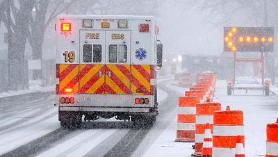La tormenta León deja trece muertos en el este y sur de Estados Unidos