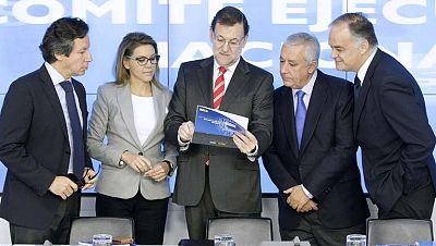 El PP prepara las europeas y hablará de la prometida bajada de impuestos en la convención de Valladolid