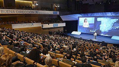 Cospedal inaugura la Convención Nacional del PP