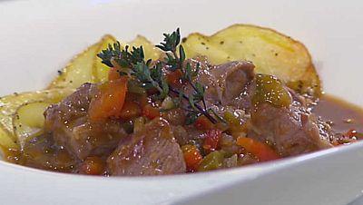 Cocina con Sergio - Cordero al chilindr�n - Ver ahora