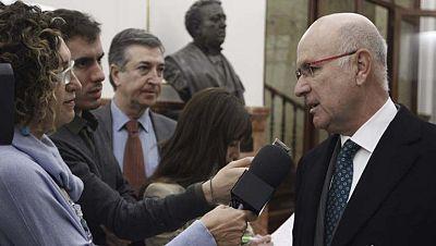 CiU, ICV y ERC piden al Congreso competencias para convocar la consulta