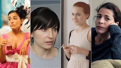 Versi�n espa�ola: Las candidatas al Goya 2014 a la Mejor Actriz