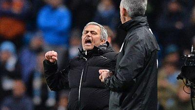 """Mourinho: """"La próxima temporada podremos correr"""""""