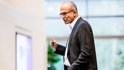 Microsoft nombra a Satya Nadella nuevo consejero delegado