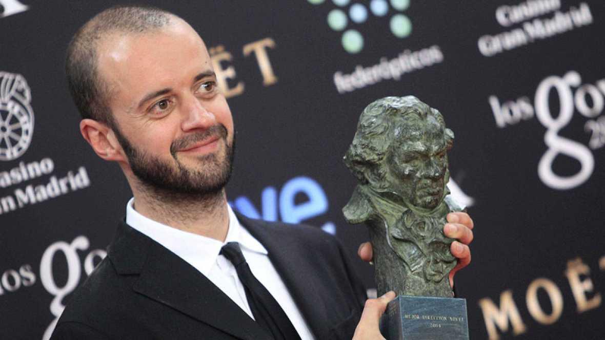 Fernando Franco gana el premio como Mejor Director Novel por 'La herida'