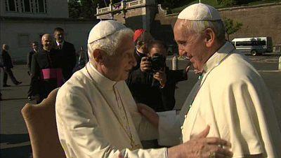 Se cumple un año de la dimisión del Papa Benedicto XVI