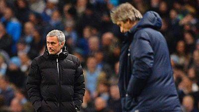 La rivalidad entre Mourinho y Pellegrini viene desde hace años y supera fronteras después de su etapa en España. Ahora su rivalidad ha subido de nivel en Inglaterra, y  delante de los micrófonos no paran de lanzarse dardos.