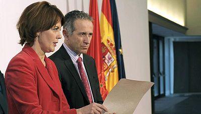 El PSN, dispuesto a presentar una moción de censura contra Barcina