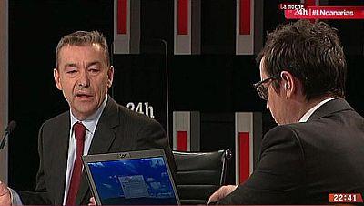 """Paulino Rivero, sobre la consulta de las prospecciones: """"Llegaremos hasta donde nos permita el marco legal"""""""