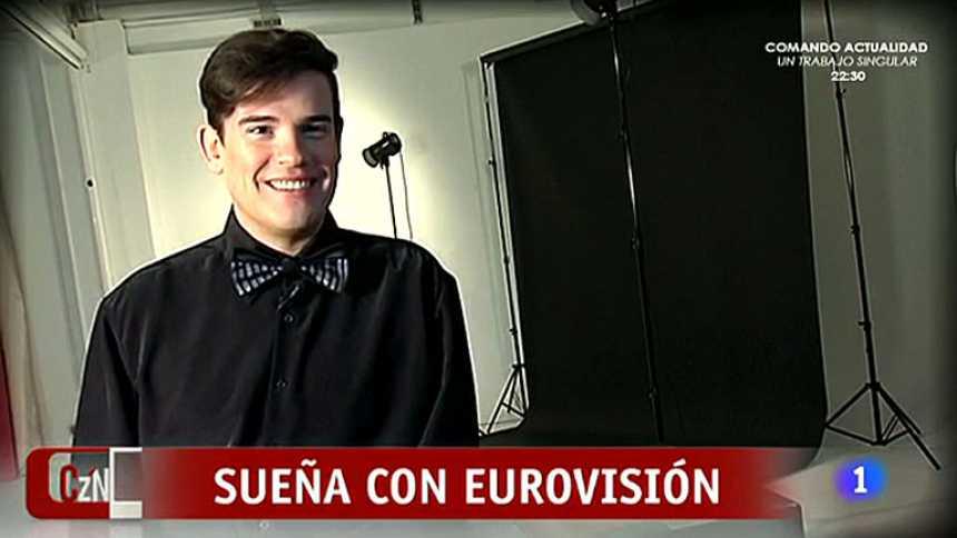 Corazón - Entrevista a Raúl, aspirante a Eurovisión 2014