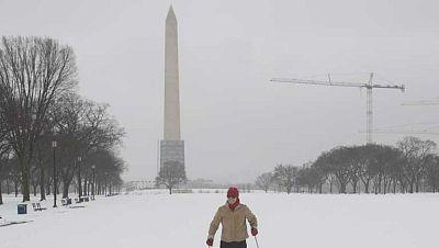 "Estados Unidos se enfrenta a la tormenta invernal ""Pax"""
