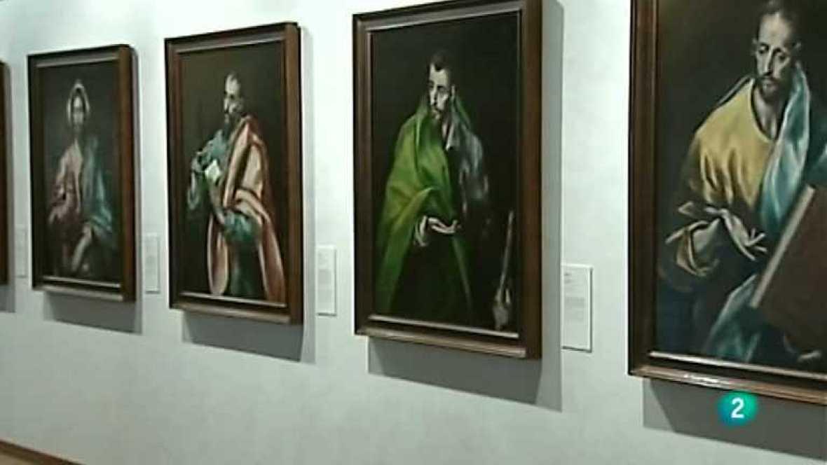 España en comunidad - Las Furias y El Greco - Ver ahora