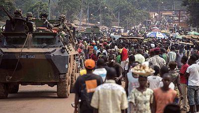 Miles de musulmanes huyen de las venganzas en la República Centroafricana