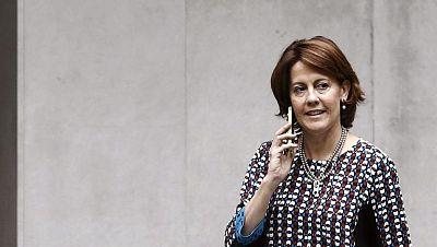 """Barcina pide que se investigue """"hasta el final"""" las presuntas irregularidades en la Hacienda navarra"""