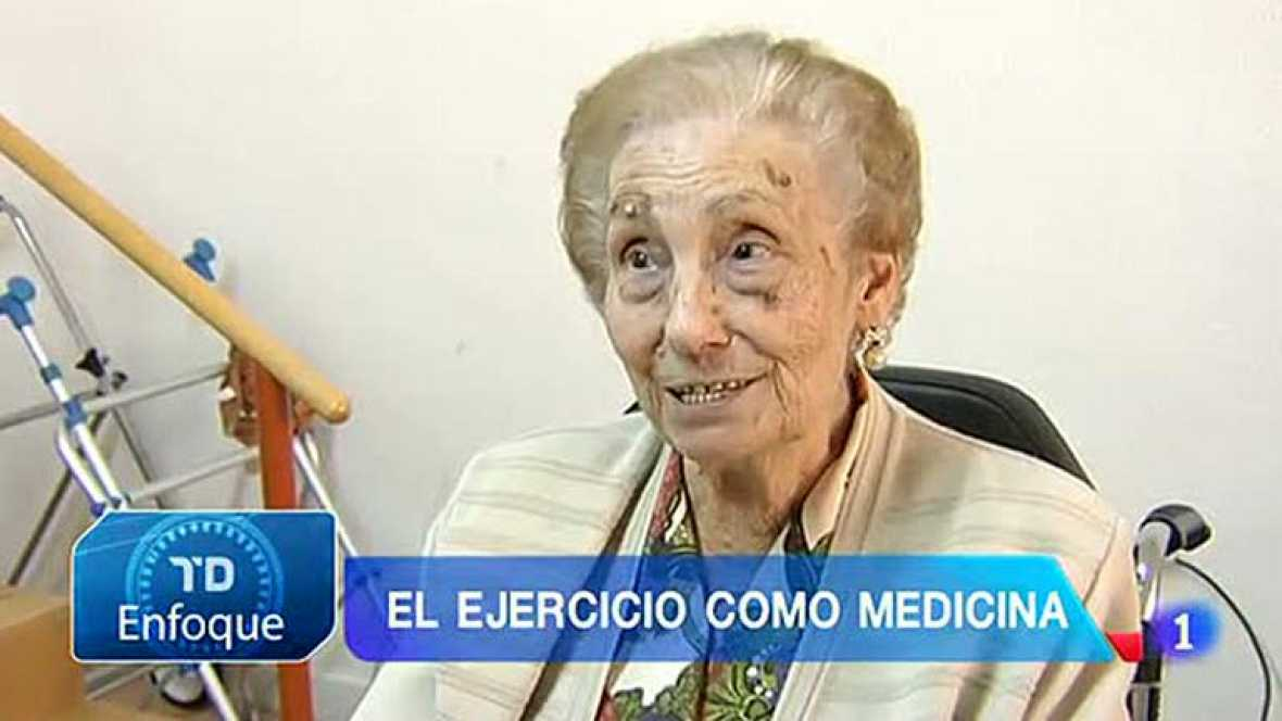 La prueba de que el ejercicio 'rejuvenece' a las personas mayores