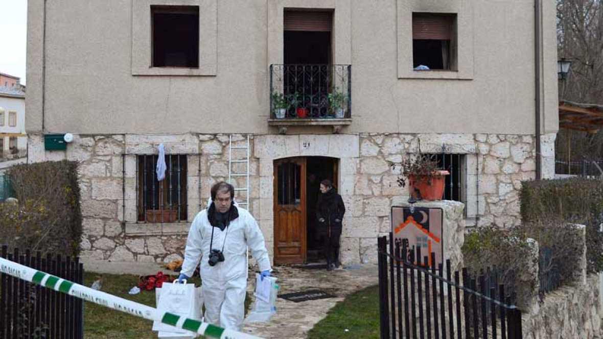 Mueren seis personas de la misma familia en una casa rural de burgos - Casa rural 30 personas ...