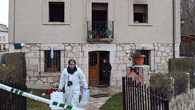 Mueren seis personas de la misma familia en una casa rural de Burgos