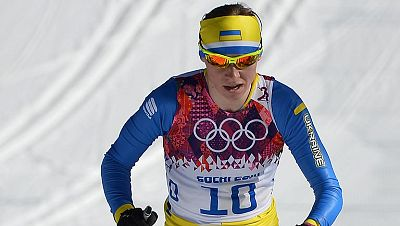 Ucrania, cara y cruz en los Juegos de Sochi