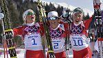 Triplete noruego en esquí de fondo con la española Orgué en décima posición