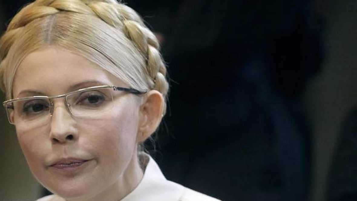 Timoshenko, la princesa del gas y zarina de la Revolución Naranja