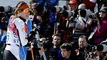 Laura Orgué acaba la prueba reina del esquí fondo entre las 10 primeras