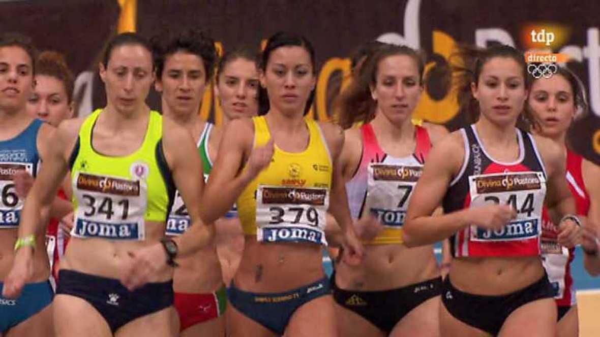 Atletismo - Campeonato de España en pista cubierta, 1ª jornada - Ver ahora
