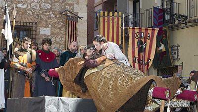 Estos días Teruel es la ciudad del amor