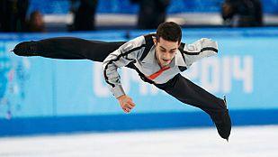 El deporte español sigue en deuda con los deportes de invierno.