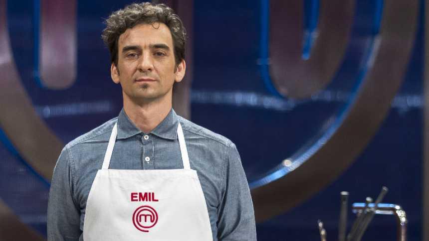 MasterChef - Emil. 44 años, realizador de publicidad (Barcelona)