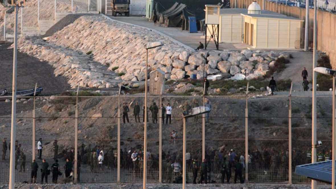 El juzado de Ceuta pide a Marruecos las autopsias de los inmigrantes fallecidos en la frontera