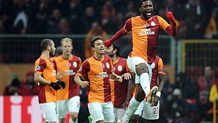 El Galatasaray aguanta al Chelsea