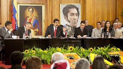 Continúan las protestas y manifestaciones en Venezuela