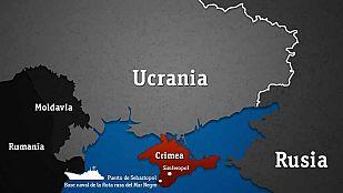 Crimea, una joya estratégica rusa dentro de territorio ucraniano