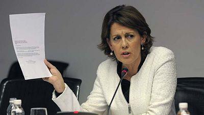 La oposición, excepto el PP, pide la dimisión de la presidenta Barcina y de su consejera de Hacienda