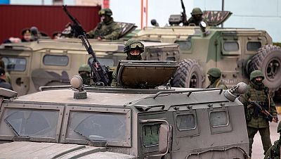 El Senado ruso da luz verde a la intervención en Ucrania